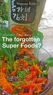 The forgotten Superfoods? | by Barry Gourmet and Raw
