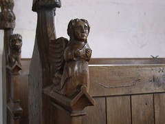angel of St Matthew