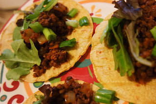 Ancho-Lentil Tacos | by rachelakelso