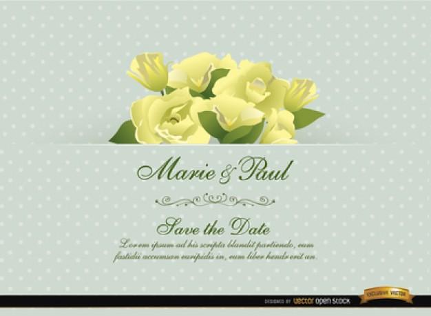 Wedding Invitation Card Design Vector Free Download Flickr