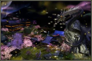 YoZakura Dragon