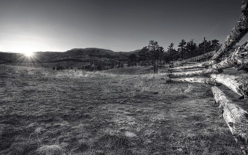 sunset monochrome colorado day boulder clear hdr 3xp photomatix fav200 nex6 selp1650