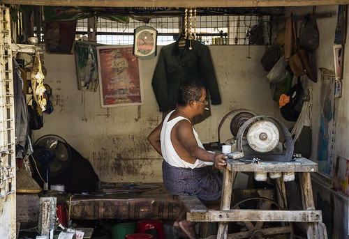 Mercado de Jade de Mandalay | by guillenperez
