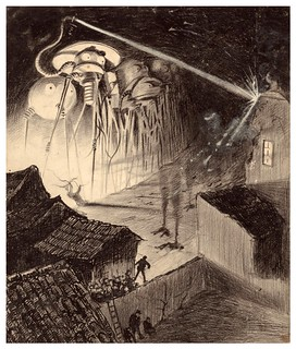 011-La Guerre des Mondes illustreè par Alvim Corrêa-1906- Heritage Auctions | by ayacata7