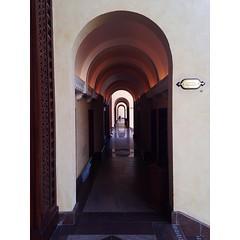 Shoe rack section at Masjid     #Doha #Qatar #qatarism #arch #architecture #symmetry #bestofvsco #instadaily #ig_captures #icapturedaily #lines #explore #seemyculture #instatravel