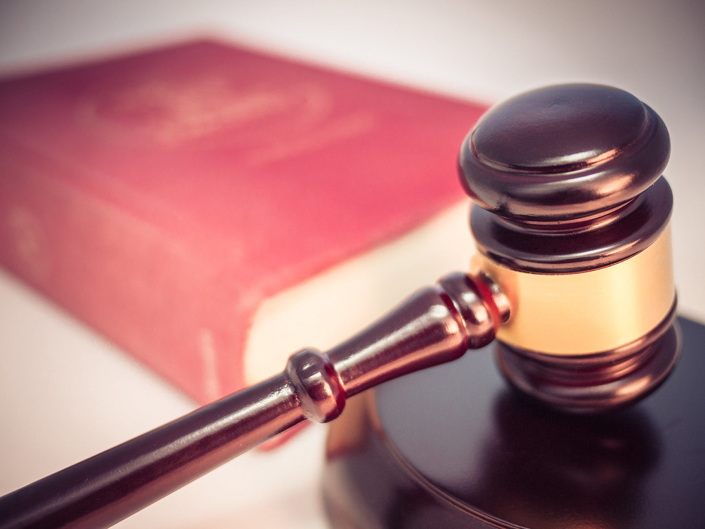 Legal Gavel & Closed Law Book | All content posted in the Bl… | Flickr