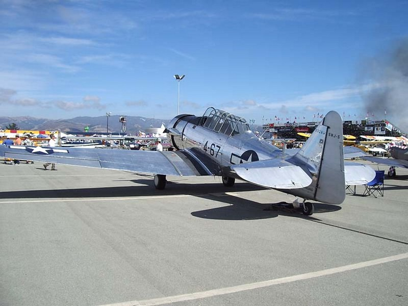 North American AT-6D Texan 30