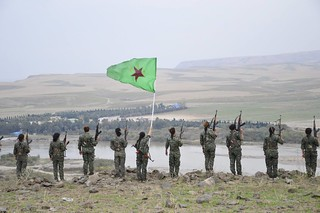Kurdish YPG Fighters | by Kurdishstruggle