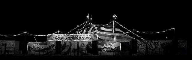 Circo Blanco y Negro
