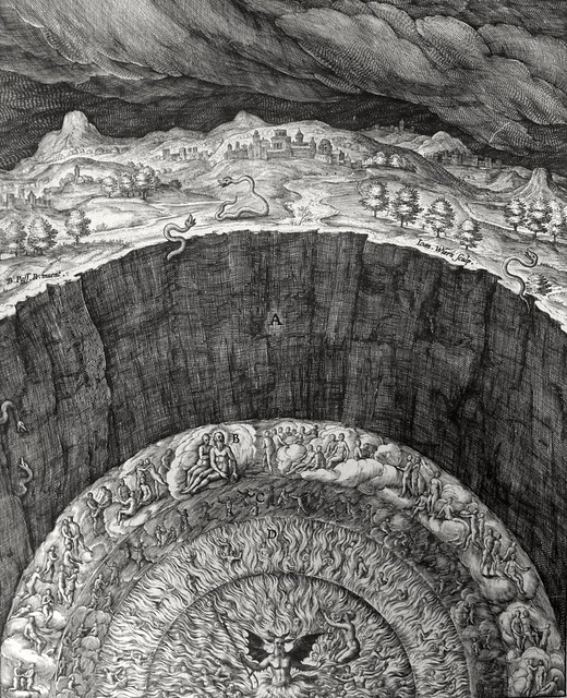 Luke in the Phillip Medhurst Collection 423 The parable of Dives and Lazarus: the afterlife Luke 16:24 Passeri