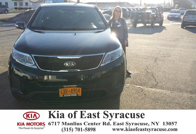 Congratulations to Matthew & Keri Bard on your #Kia #Soren