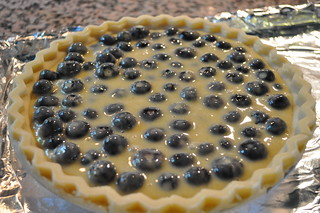 Blueberry Lemon Pie | by twoyoungladies