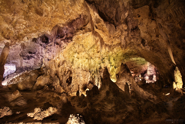 Carlsbad Caverns National Park - Guadalupe Mountains, New Mexico