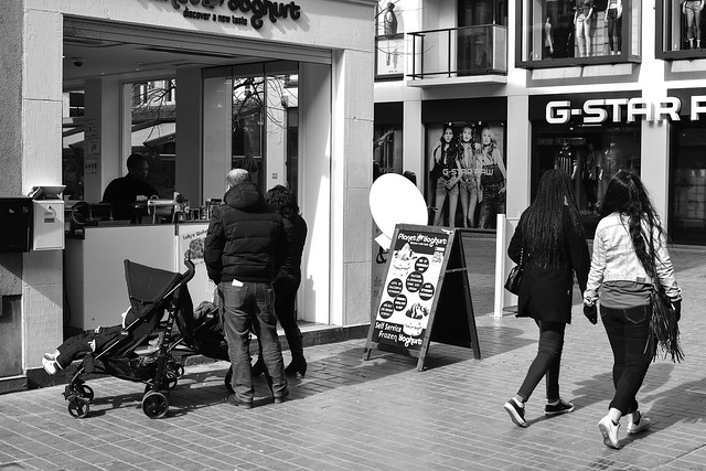 streetphotography Oostende