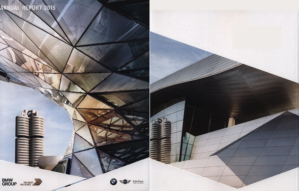 Bmw Group Annual Report Geschäftsbericht 2015 Worldtravellib I