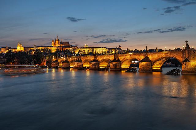 Next: Charles Bridge by Night