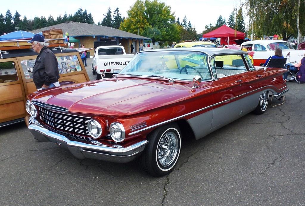 Hi-Tech Collision 13th Annual Classic Car Show, Sep 26, 2015, Tacoma, WA