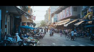 Cho Han - Da Nang, Viet Nam