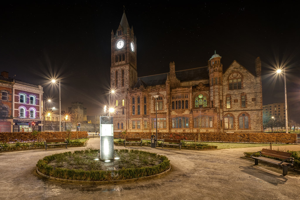 Derry City & Strabane - Sitemap
