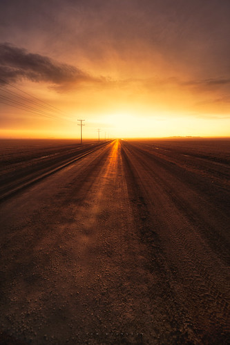 road morning canada sunrise photography dawn nikon journey straight distance endless sunrsie ianmcgregor ianmcgregorphotographycom
