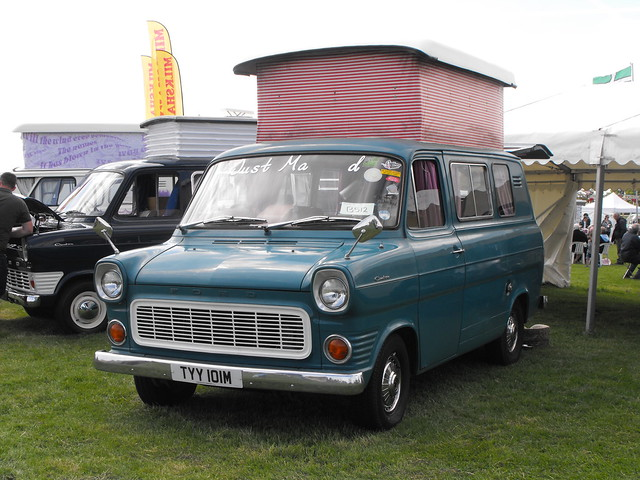 Ford Transit - TYY 101M