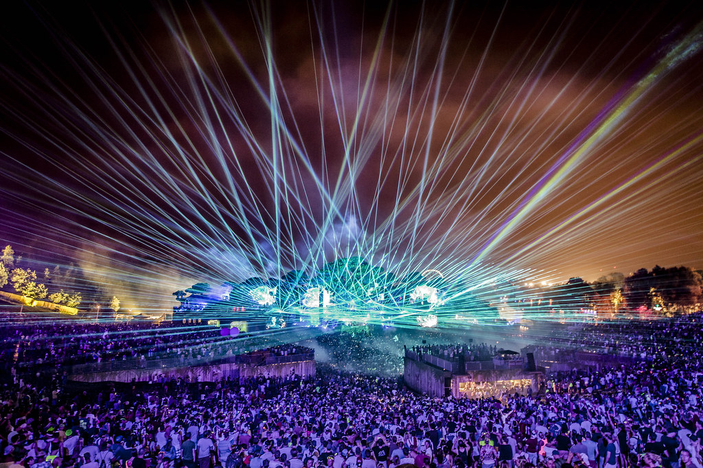BELGIUM-MUSIC-TOMORROWLAND-FESTIVAL