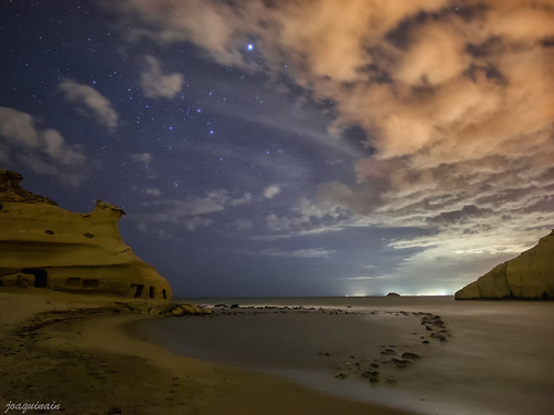 sunset seascape beach clouds marina stars landscape marine rocks nightly playa paisaje olympus nubes estrellas puesta nocturnas zuiko rocas mediterráneo omd em1 samyang fsuro