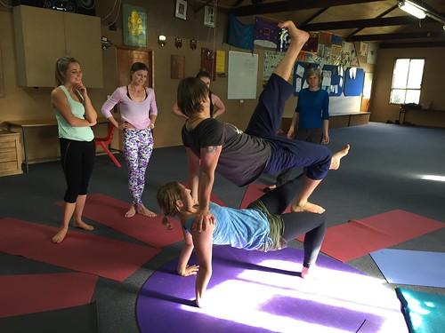 Cygent / Hobart Rainbow Kids Yoga Teacher Training 2015 ...