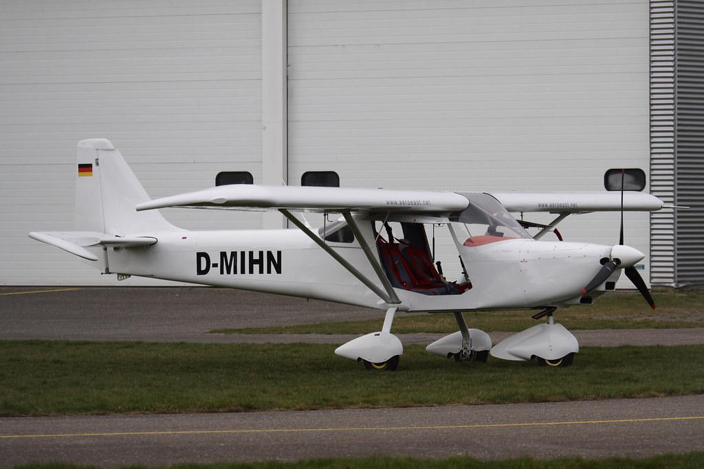D-MIHN Aero-East-Europe Sila 450C @ Lelystad 20-Mar-2015 b