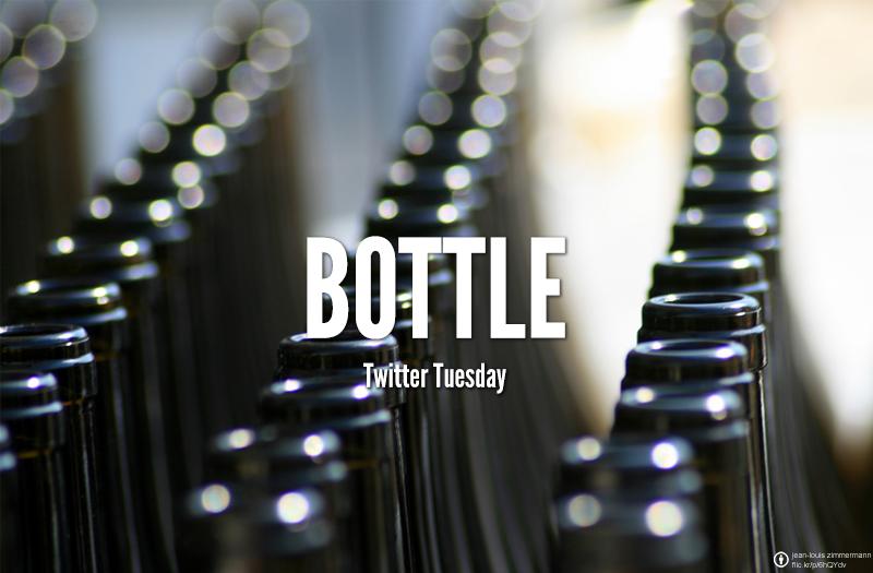 Twitter Tuesday: Bottle   Flickr Blog