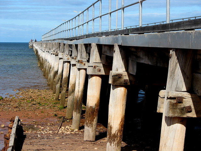 Ardrossan Jetty