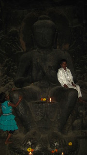 Buddha at Pandavleni | by wanderingjatin