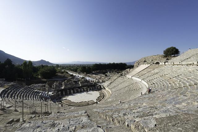 Ephesus Roman Theater - II