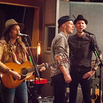Thu, 12/03/2015 - 8:45pm - Brandi Carlile, Phil and Tim Hanseroth and the band, Electric Lady Studios session, NYC. Hosted by Rita Houston. Photo by Gus Philippas.