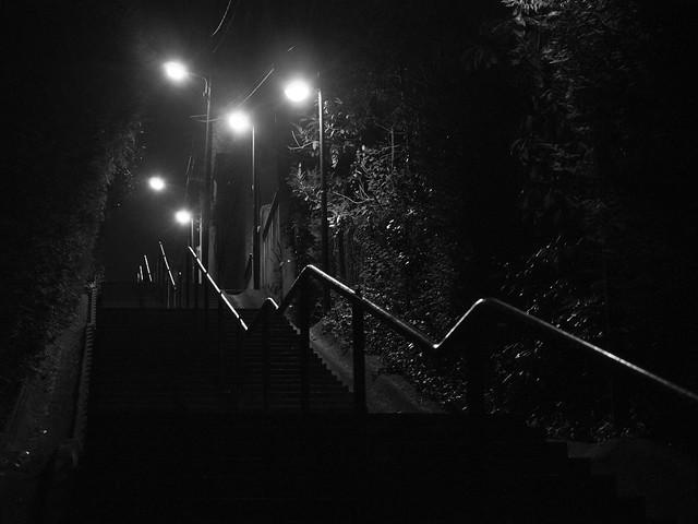 Escalier des Ulis