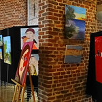Expo annuelle de l'atelier d'art (7)