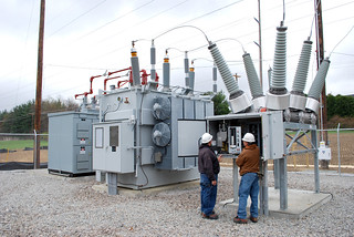 Ohio Edison Energizes New Substation in West Akron | by FirstEnergy Corp.