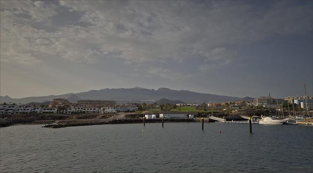 Punta Montana Amarilla, Tenerife 2016