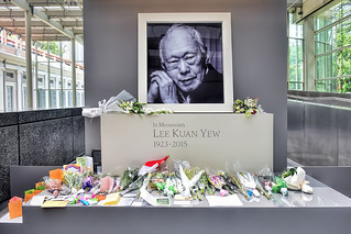 In Memoriam Lee Kuan Yew | by chooyutshing