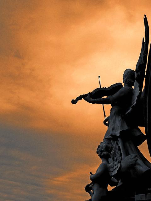 Música celestial / Celestial music