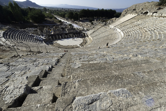 Ephesus Roman Theater - III