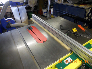 Hank Kennedy table saw project - diy guide rails 24 | by VerySuperCool TOOLS