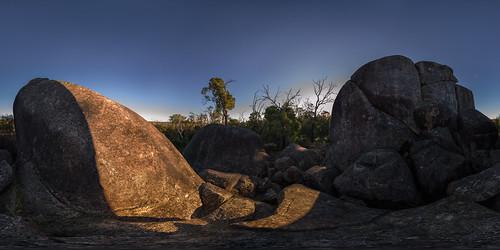 360 boulder perth granite westernaustralia equirectangular