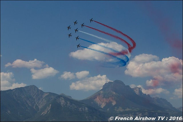 Grenoble Air Show : Versoud 2016