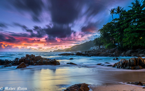 thailand nikon d750 seaside summer sunset raw rocks sea sigma nikore phuket beach flickr forest fire sky explorer super sigma2818 sigmaart