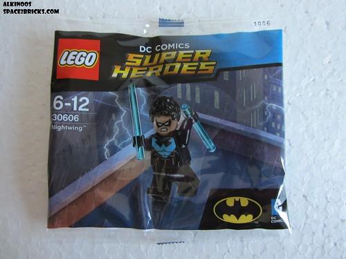 Lego 30606 polybag Nightwing p2