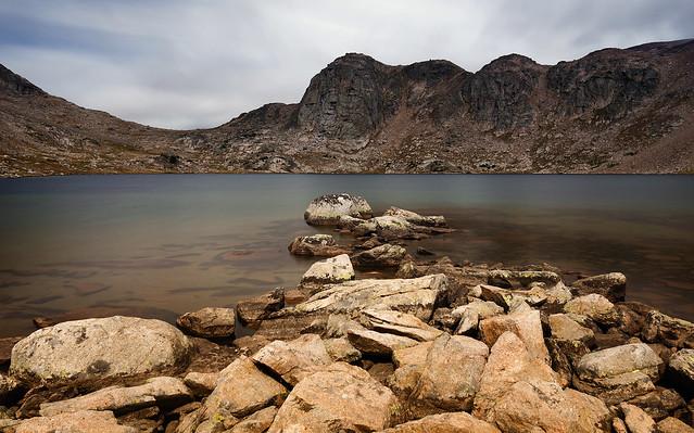 albino lake, montana