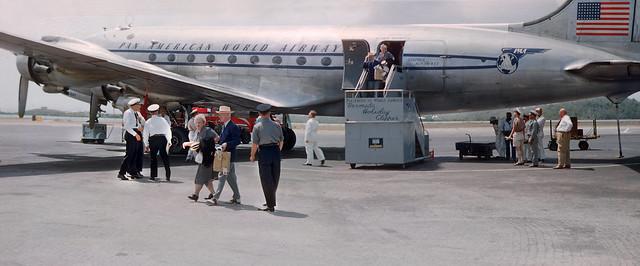 Pan American World Airways – 1953