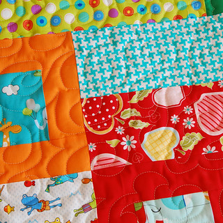 Long Arm Quilting Baby Crawl