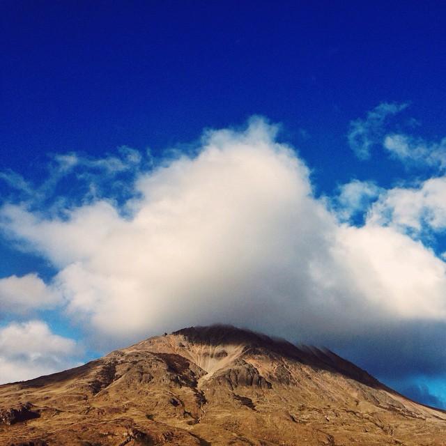 #VSCOcam #chile #travel #blue #patagonia #paisaje #landscape #cloud #sky #nature